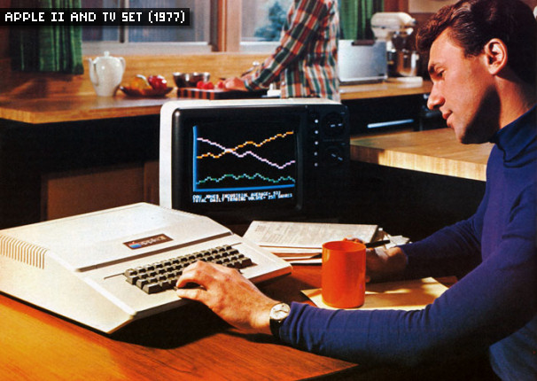 A Monitor Already in Every Home - TV Computer Displays