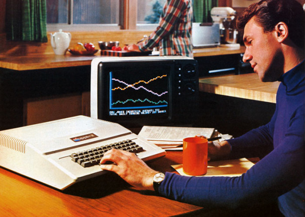 1977 Apple II Advertisement