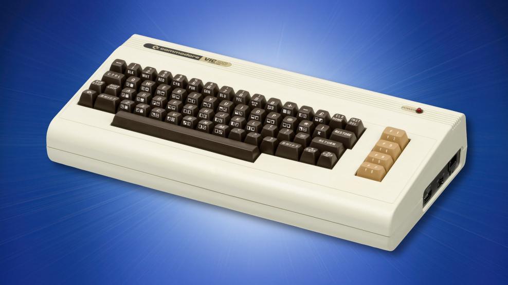 The Commodore VIC-20