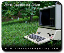 VC and G - Apple Free - Apple III Mousepad