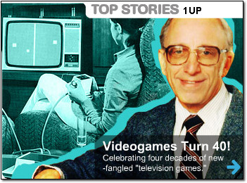Video Games Turn Forty